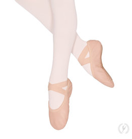 Eurotard Dancewear Eurotard Child Full Sole Leather Passé - A2011C