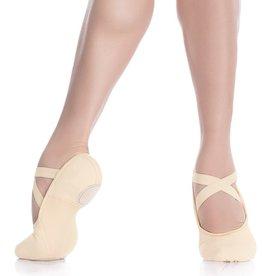 So Danca So Danca Verde Vegan Ballet Shoe - SD122VG