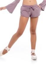So Danca So Danca Adult Microfiber Shorts - RDE1992
