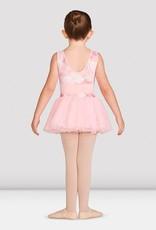 Mirella Mirella Printed Wasitband Tutu Skirt - MS142C