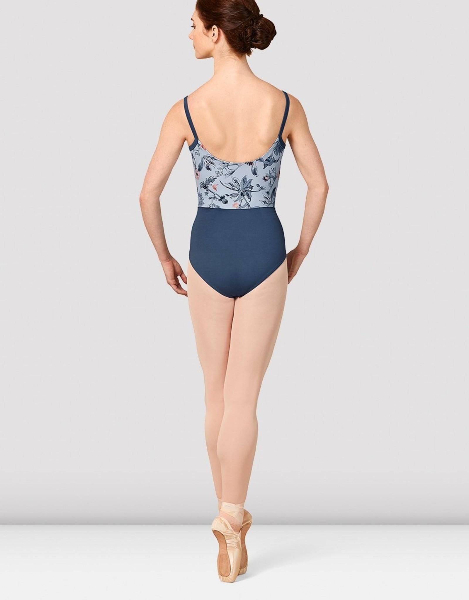 Mirella Mirella Girls Frill Neck Print Body Cami Leo - M4038TM