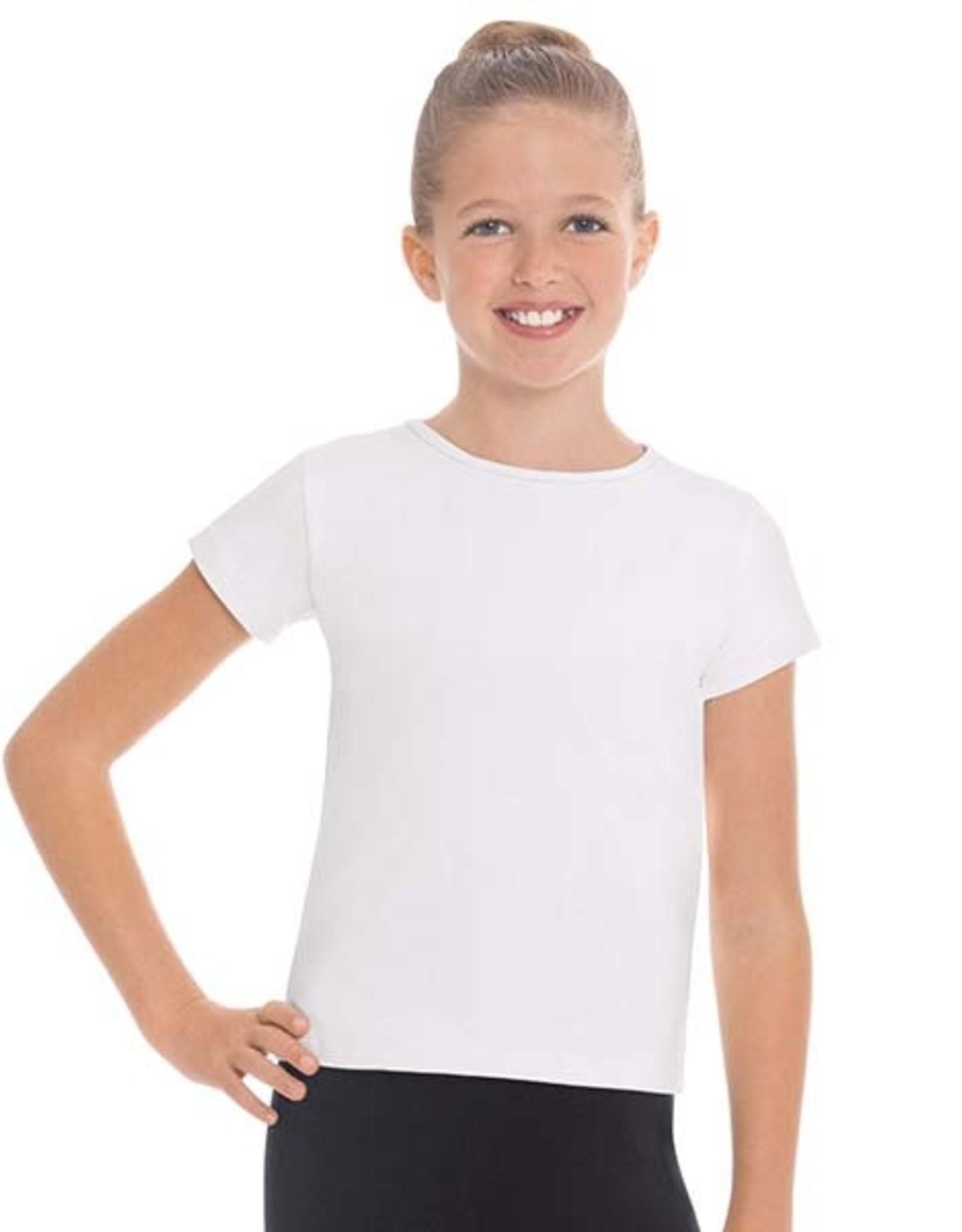 Eurotard Dancewear Eurotard Crew Neck Top (Child) 44100c