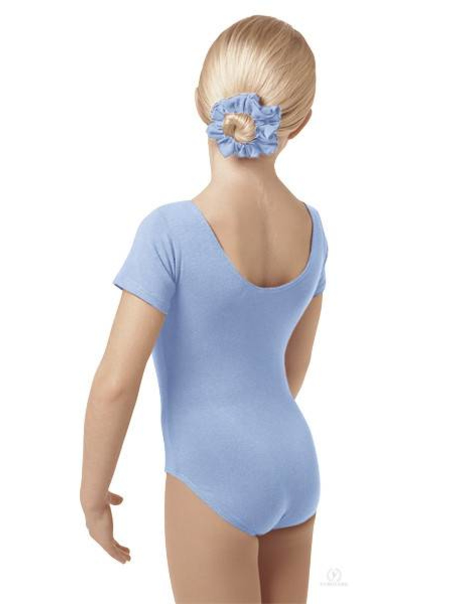 Eurotard Short Sleeve Leotard - Child 1043