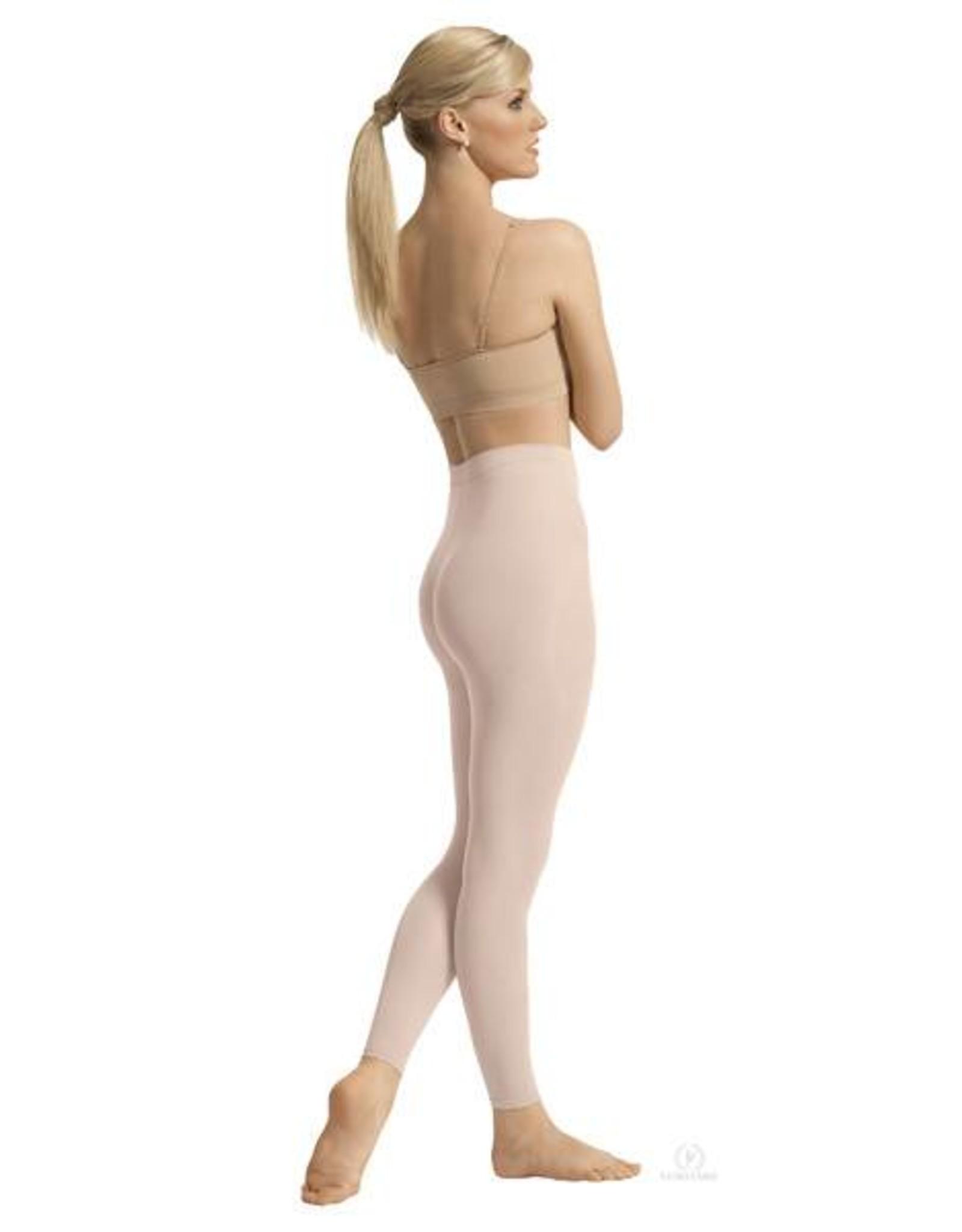 Eurotard Dancewear Euroskins Adult Footless Tights 212-NR