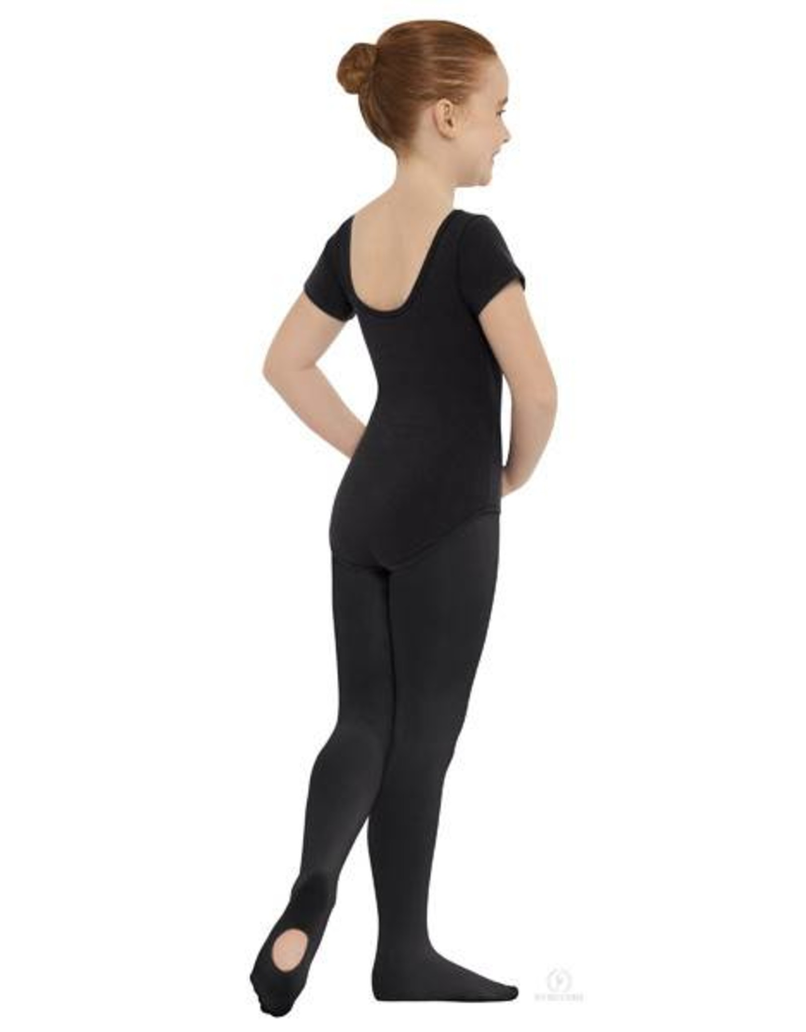 Eurotard Dancewear Euroskins For Kids Convertible Tights - 210c