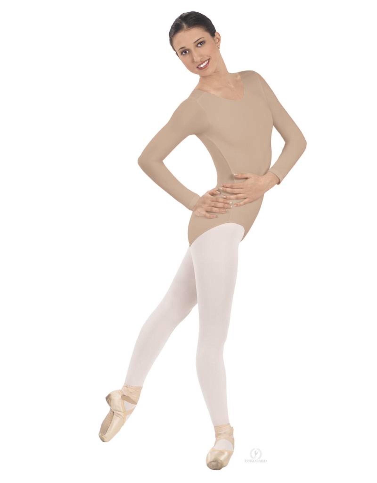Eurotard Dancewear Eurotard Adult Long Sleeve Leotard - 10265