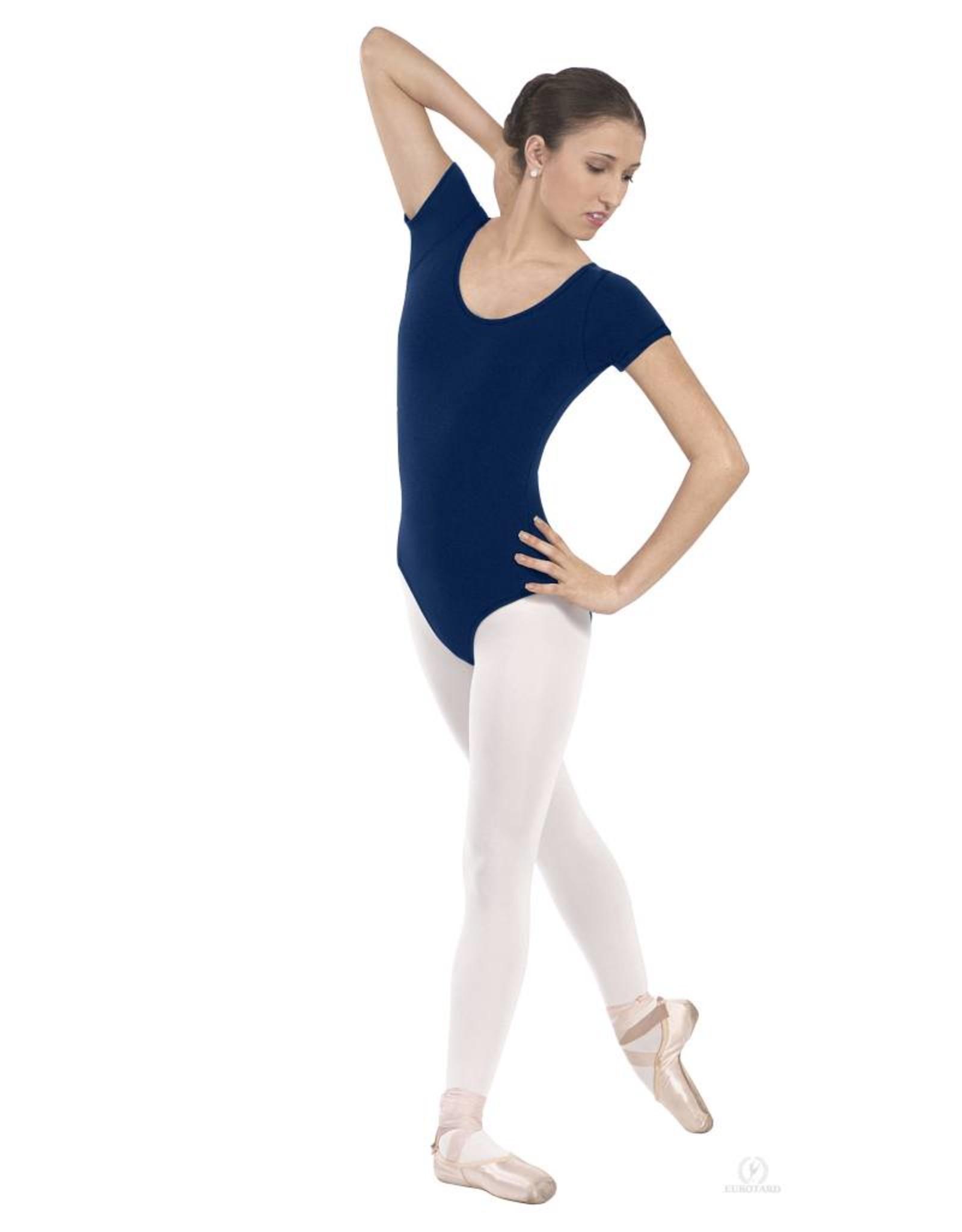 Eurotard Dancewear Eurotard Short Sleeve Leotard- Adult 10475