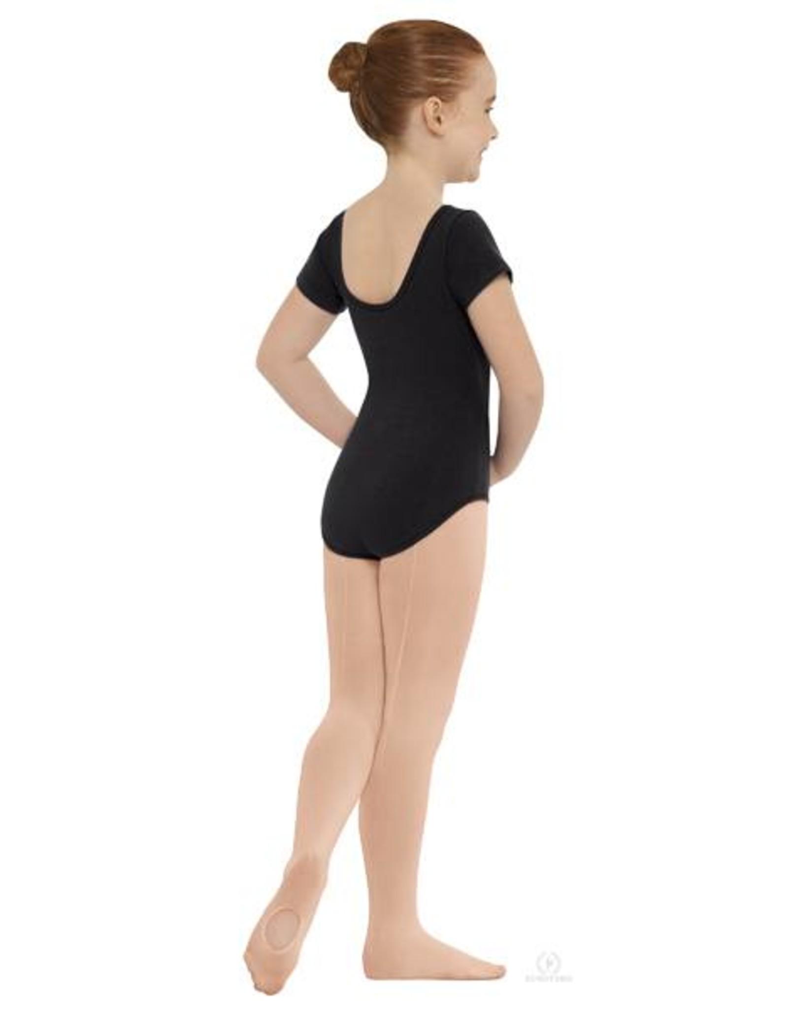 Eurotard Dancewear Euroskins For Kids Mock Back Seam Tights 218c-NR