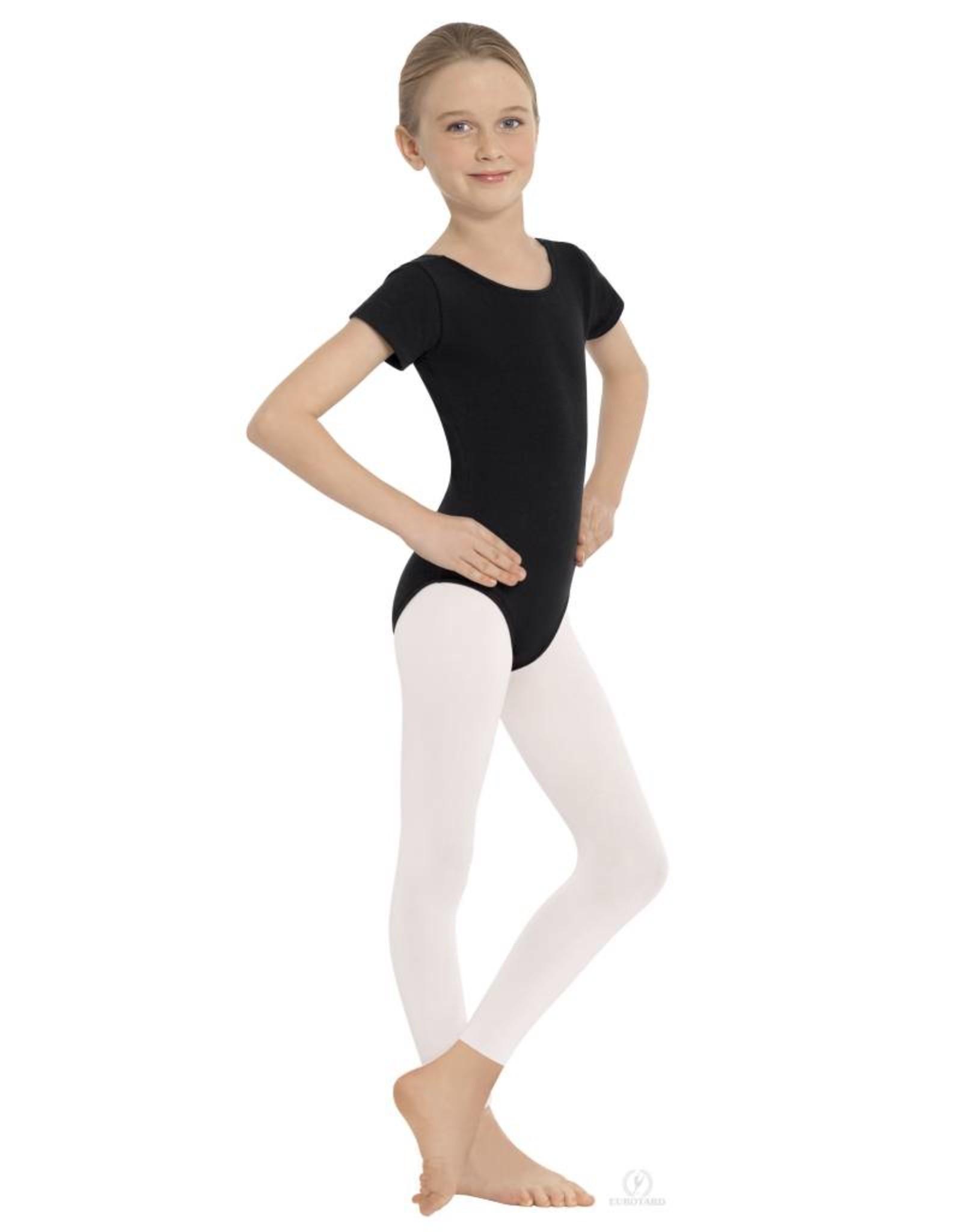 Eurotard Dancewear Euroskin For Kids Footless Tights - 212c-NR