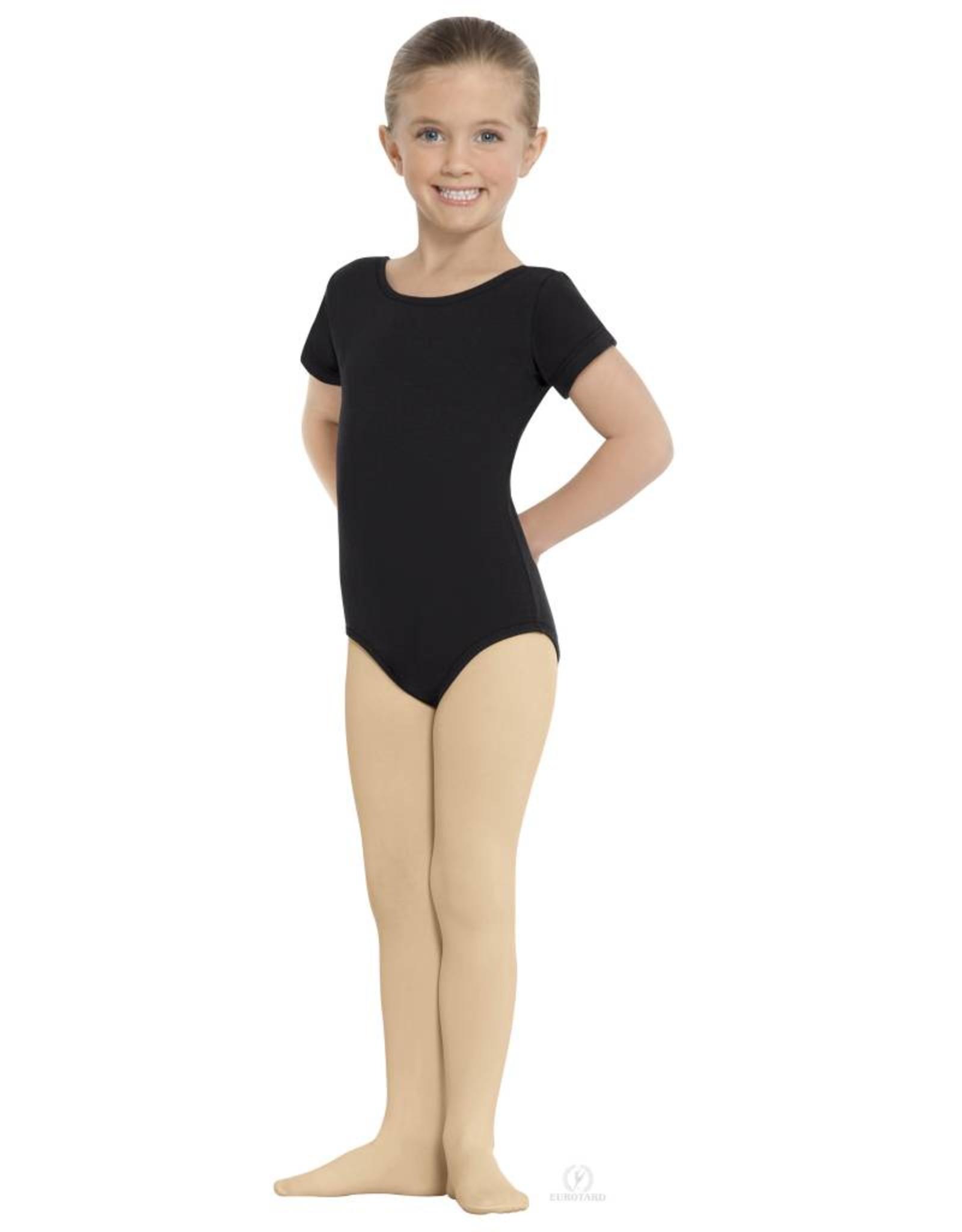 Eurotard Dancewear Euroskins Child Footed Tights 215c