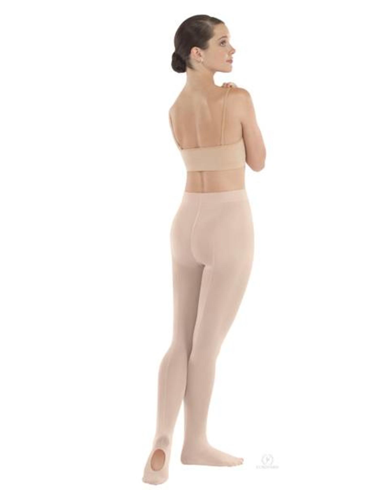 Eurotard Dancewear Euroskins Backseam Convertible Tights 218-NR