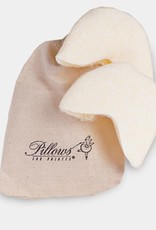 Pillows for Pointes Pillows for Pointes Lambs Curl Toe Pillows