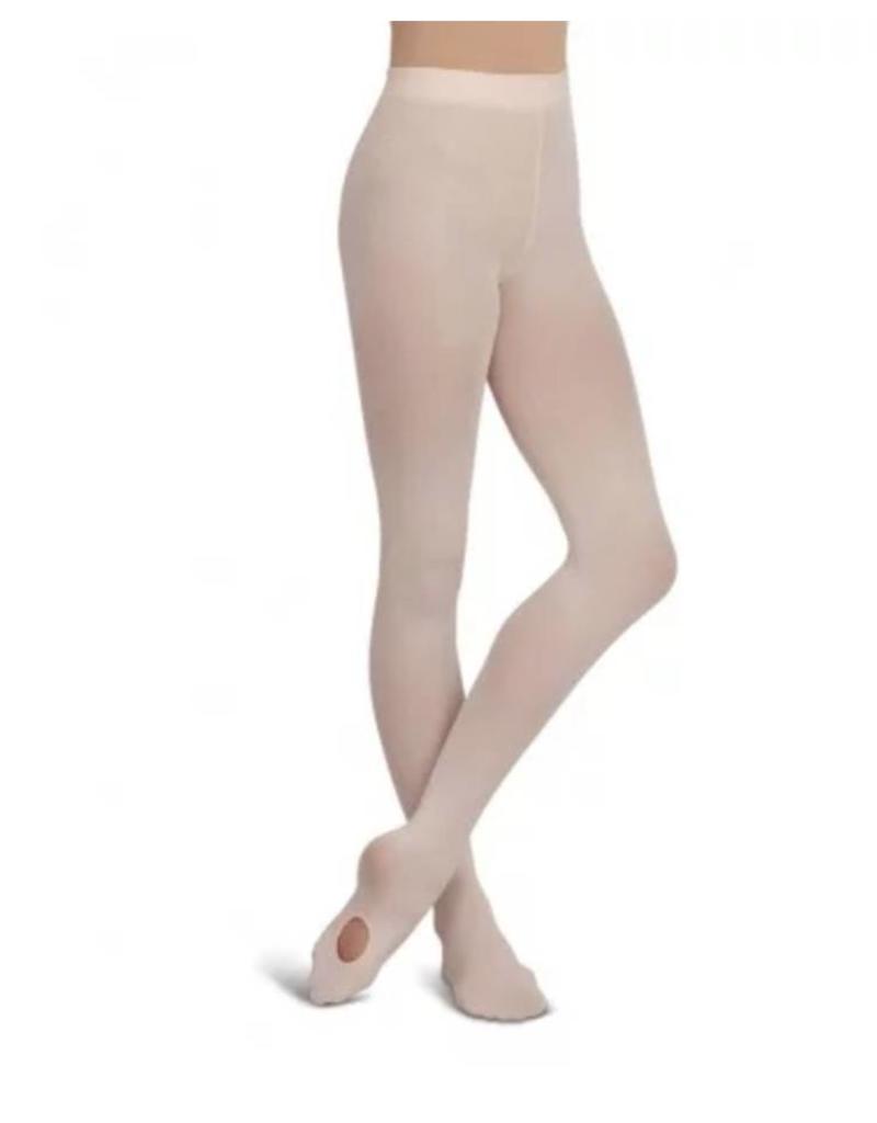 3a920a6691b9e Capezio Capezio Adult Ultra Soft Self Knit Waistband Transition Tights #1916