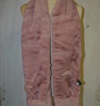 Fur Scarf w/ Pockets (5 Colors)