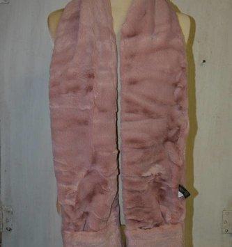Fur Scarf w/ Pockets (4 Colors)