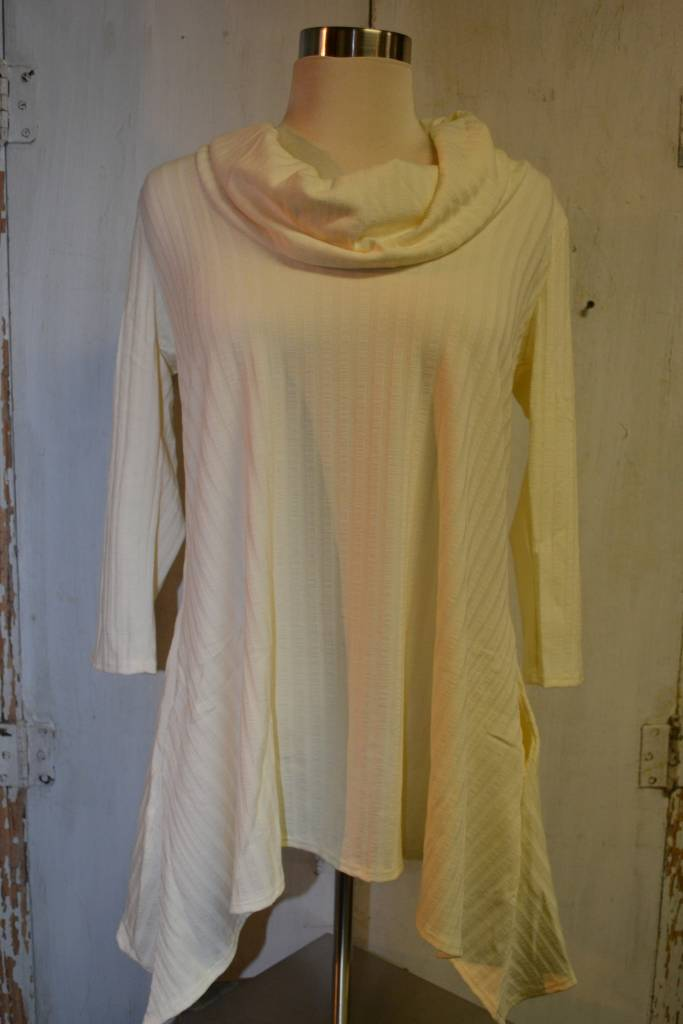 Cowl Neck Tunic (3 Colors)