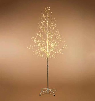 LED Silver Branch Tree (2 Sizes)