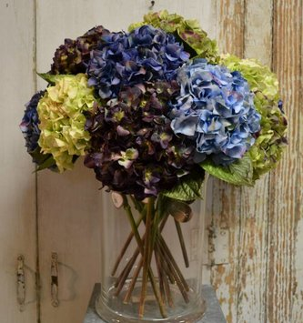 Natural Touch Garden Hydrangea (6 Colors)