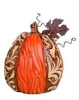 Ceramic Patterned Pumpkin (3 Styles)