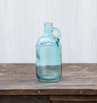 Handled Glass Jug (2 Colors)