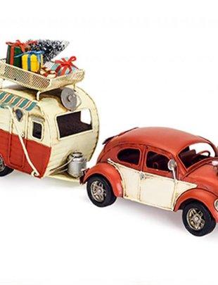 Vintage VW Bug w/ Camper