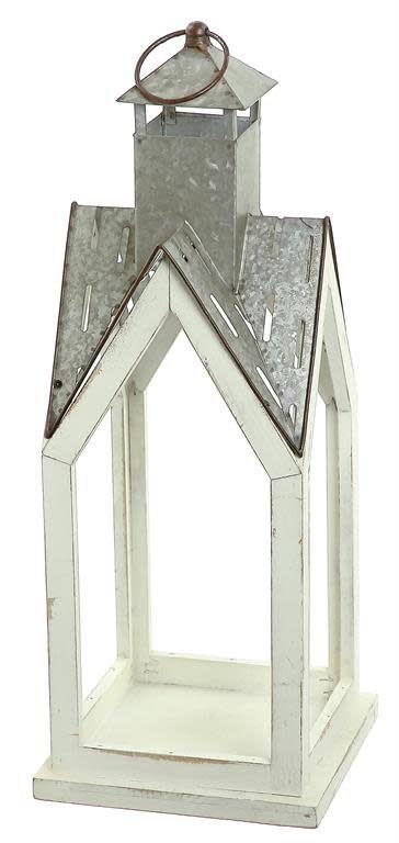Open Tin Roof Lantern (2 Styles)
