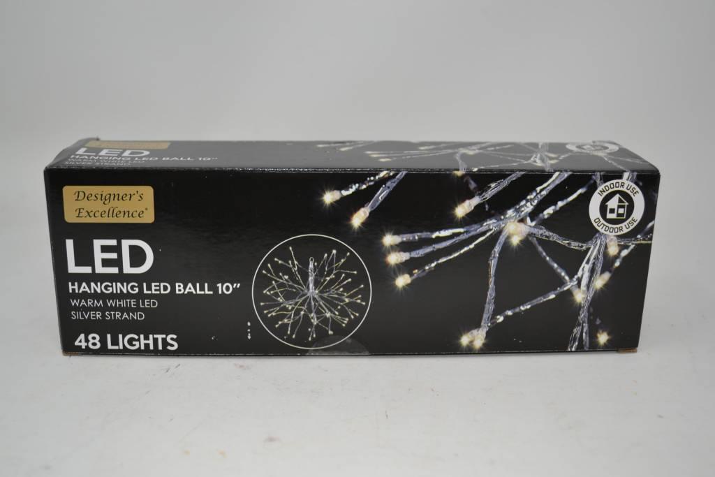 """10"""" LED Lighted Sphere"""
