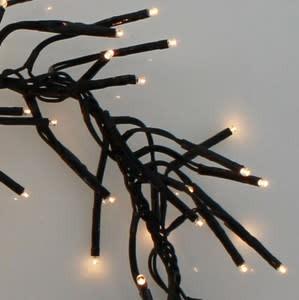 448 Lumineo Warm White Cluster LED Lights