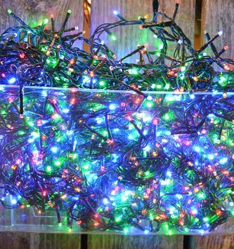 1500 Lumineo LED Multicolor Compact Lights