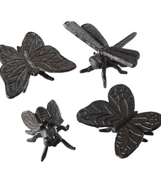 Garden Metal Insect (4 Styles)