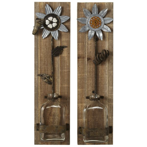 Wildflower Wall Vase (2 Styles)