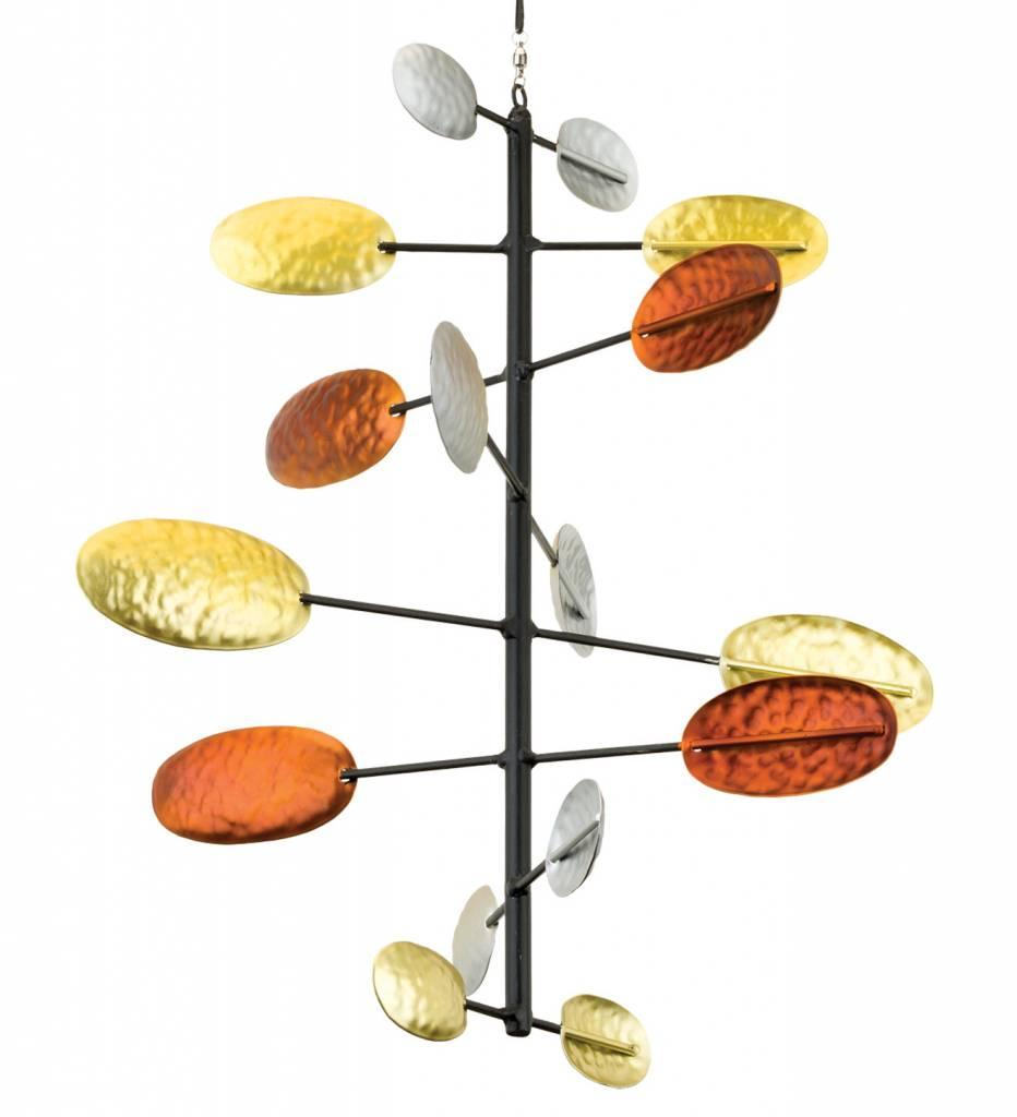 Hanging Spiral Wind Spinner