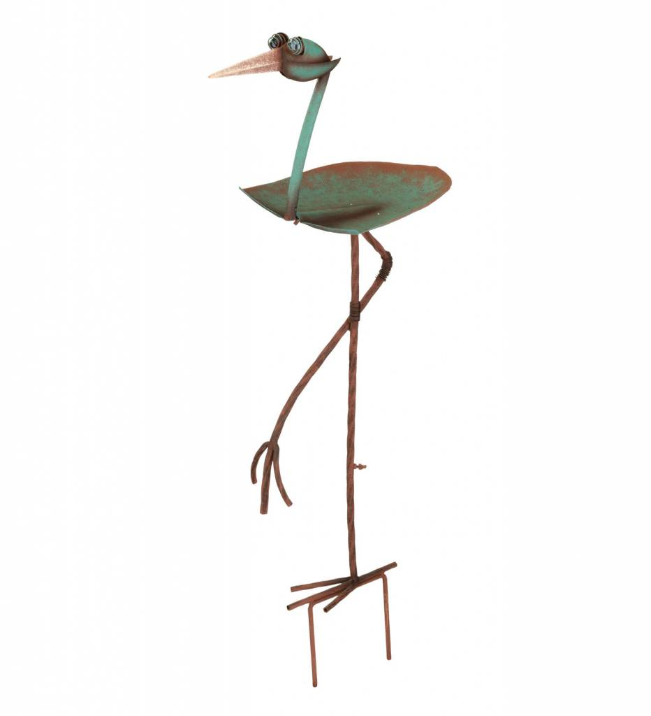 Diggity Bird Feeder Stake