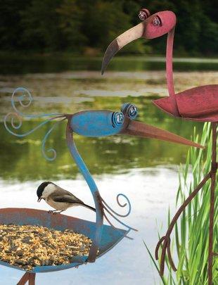 Diggity Bird Feeder Stake (4 Styles)