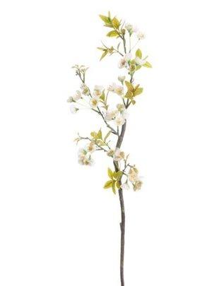 Plum Blossom & Foliage Spray