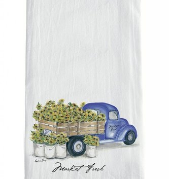 Market Fresh Collection Towel