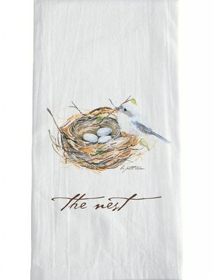 Nest & Egg Collection Towel