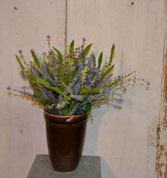 Small Lavender Eucalyptus Spray