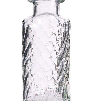 Swirl Glass Bottle