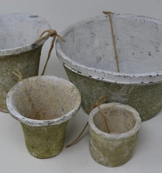Weathered Clay Pot (4 Sizes)