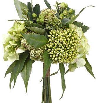 Sage Hydrangea Bouquet