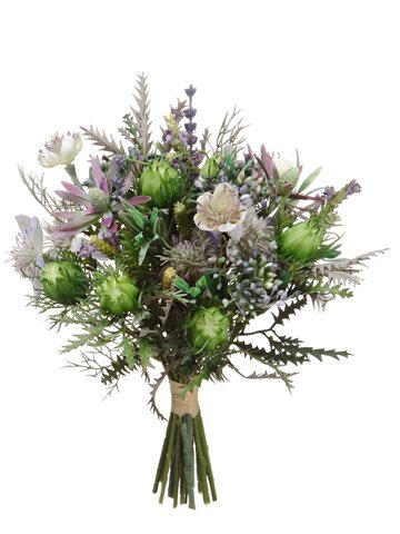 Nigella Protea Bouquet