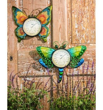 Outdoor Wall Thermometer (3 Styles)