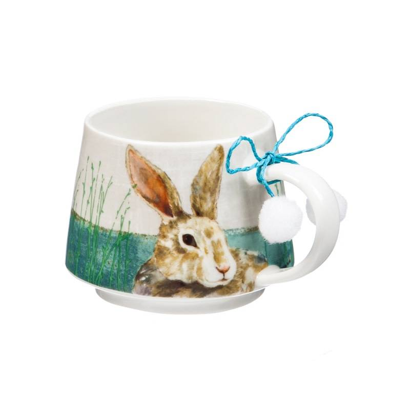 Cotton Tail Coffee Mug