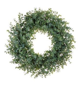 "18"" Mini Eucalyptus Wreath"