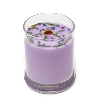 Bedrock Tree Farm Lavender Soy Candle (4 Sizes)