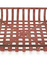 Red Woven Metal Tray (3 Sizes)