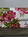 Stitched Floral Wallet (4 Colors)