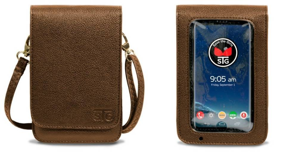 Metro Touchscreen Crossbody with RFID Security