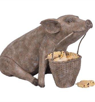 Wilbur the Pig w/ Basket